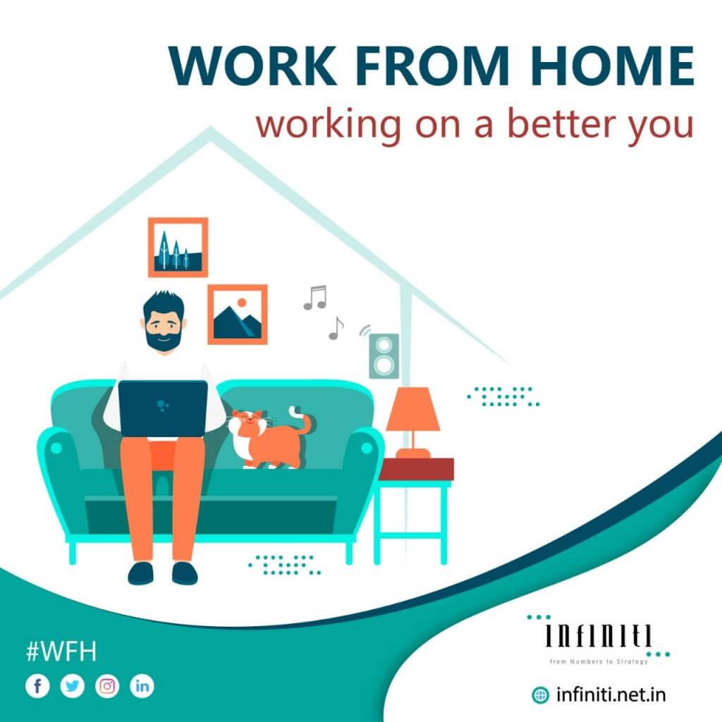 Work From Home - Infiniti
